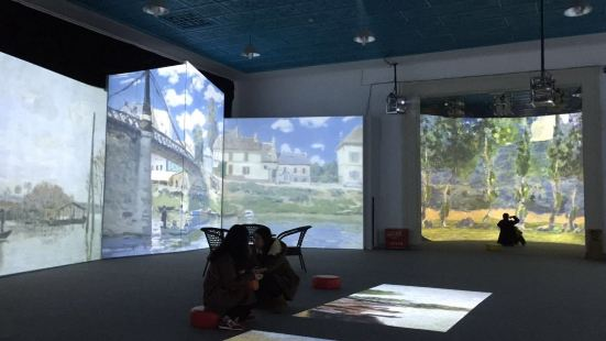 """Into Impressionism • 100 Years of Digital Retrospective Exhibition"""