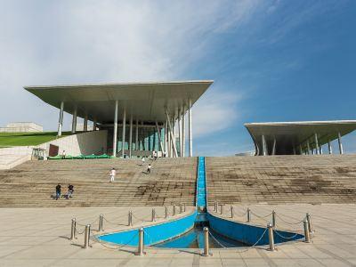 内蒙古博物館
