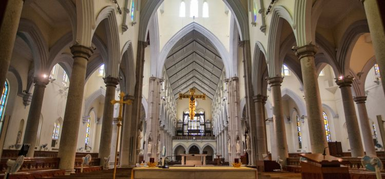 The Hong Kong Catholic Cathedral of The Immaculate Conception1