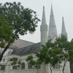 아르메니안 교회 여행 사진