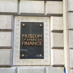Museum of American Finance User Photo