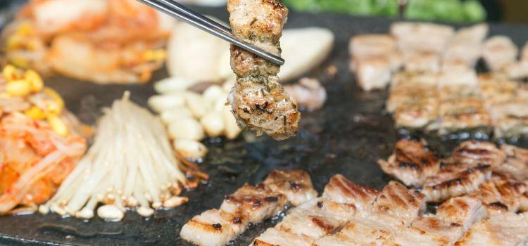 八色烤肉(弘大店)3