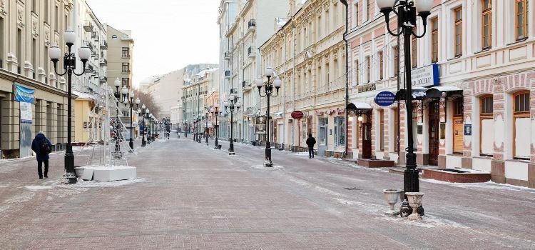 Arbat Street2