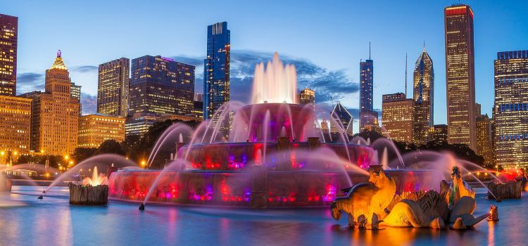 Clarence Buckingham Fountain3