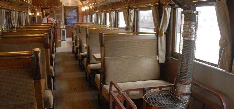 Kushiro Shitsugen Norokko Train