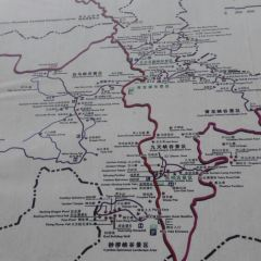 칭윈산 여행 사진