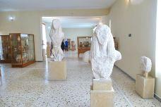 考古博物馆-圣托里尼-甪璃露丽