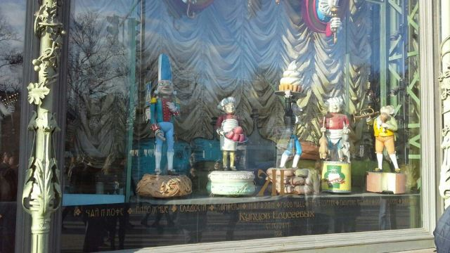 聖彼得堡那些可以盡情買買買的好地方