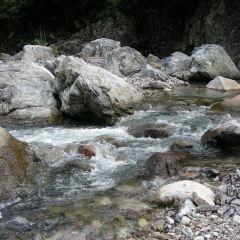 타이순 대협곡 온천 여행 사진