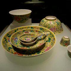 랴오닝성 박물관 여행 사진
