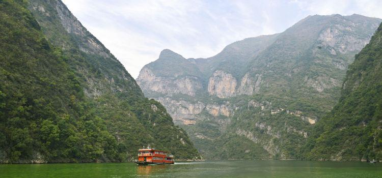 巫山 (ウーシャン) 小三峡2