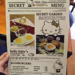 Hello Kitty Secret Garden Café User Photo