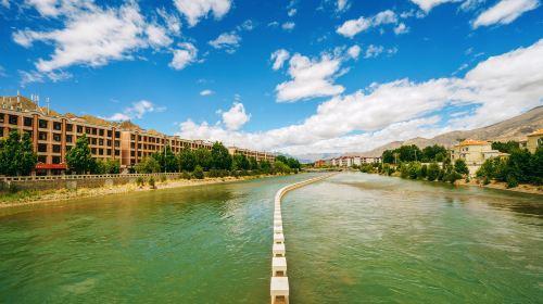Lhasa River