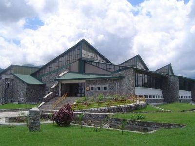國際山嶽博物館