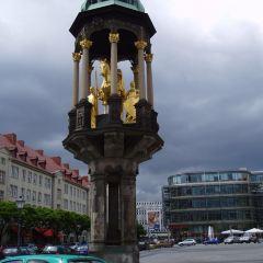Magdeburger Reiter statue User Photo