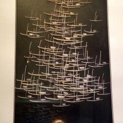 동방 물고기뼈 예술관 여행 사진
