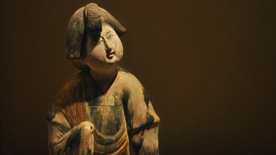 산시 역사박물관(섬서역사박물관)