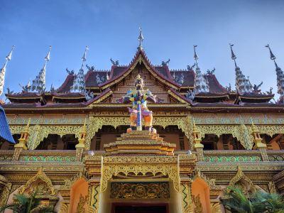 西双版納(シーサンバンナ)総仏寺
