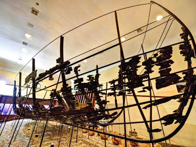 水下考古博物館