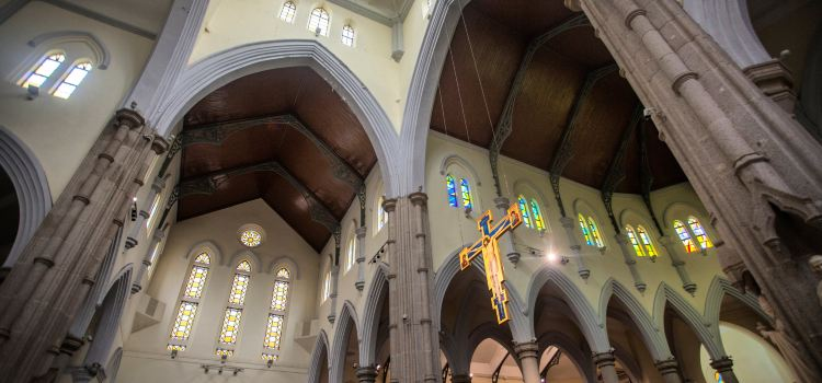 The Hong Kong Catholic Cathedral of The Immaculate Conception2