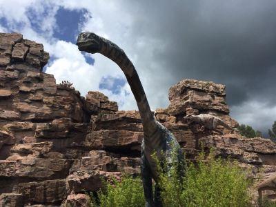 Lufeng Dinosaur Fossil Site