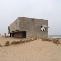 싼롄(삼연) 서점 해변 공공도서관 여행 사진