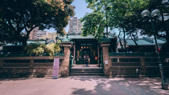 Yau Ma Tei Tin Hau Temple