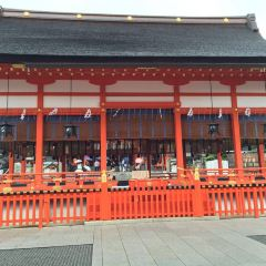 Fushimi Inari Taisha User Photo