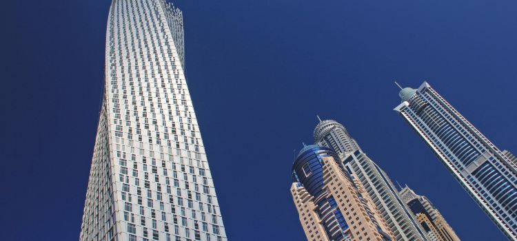 Cayan Tower1