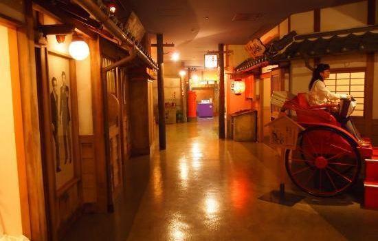Osaka Prefectural Museum of Kamigata Comedy and Performing Arts Wahha Kamigata2