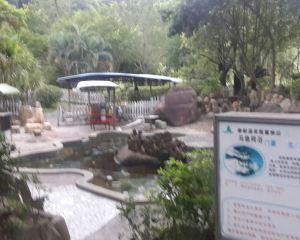 香港-陽春 火車酒店 自由行