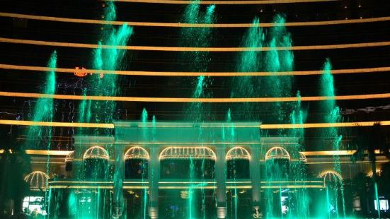 永利音樂噴泉
