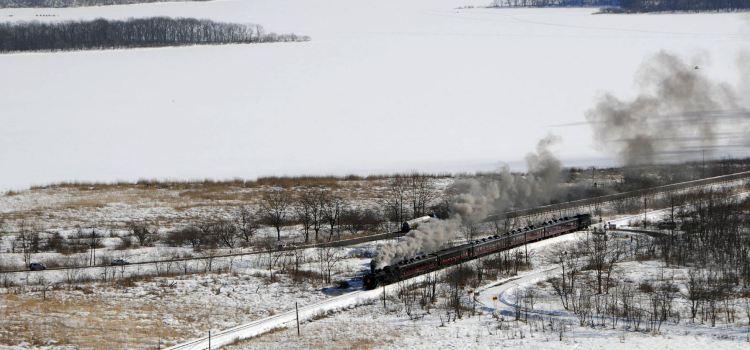 Kushiro Shitsugen Norokko Train1