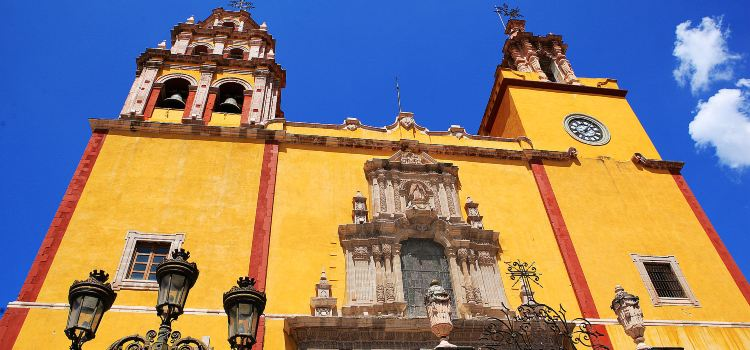 Basilica of Our Lady of Guanajuato3