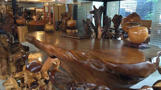 希諾奇台湾桧木博物館