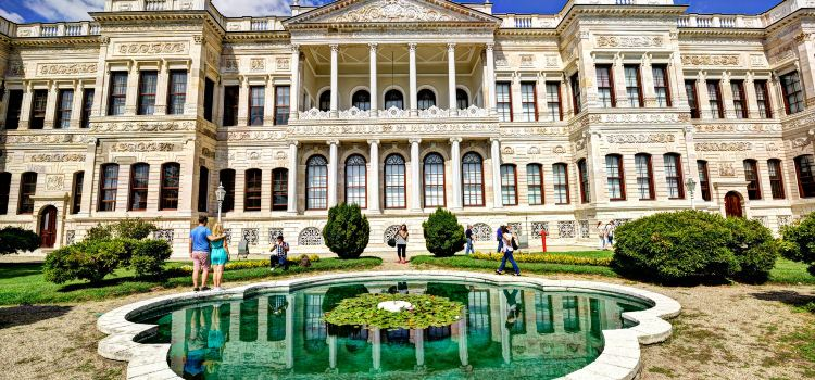 Dolmabahce Palace2