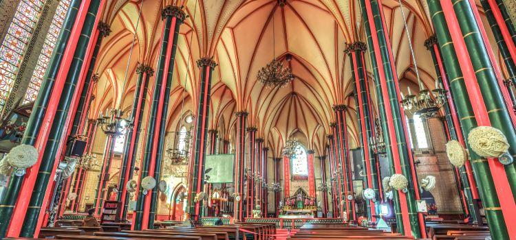 Xishiku Church (North Hall) travel guidebook –must visit ...