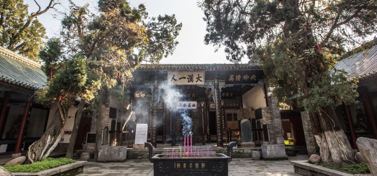 Wuhou Temple1