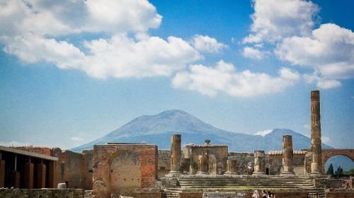 The Ancient City of Pompeii