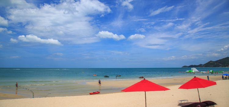 Chaweng Beach3