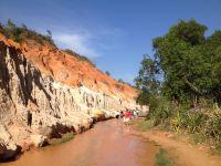 美奈無論是壯觀的白沙丘還是樸實的美奈漁村,都是能出大片的地方