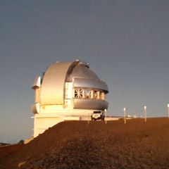 Mauna Loa Observatory User Photo