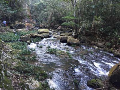 三疊井森林公園