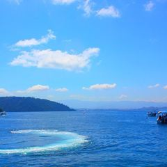 사피섬 여행 사진