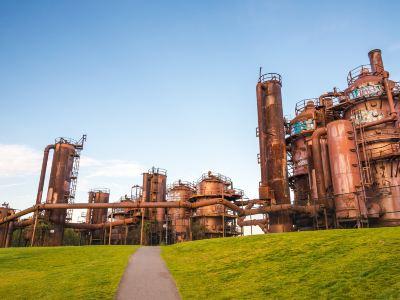 煤氣廠公園
