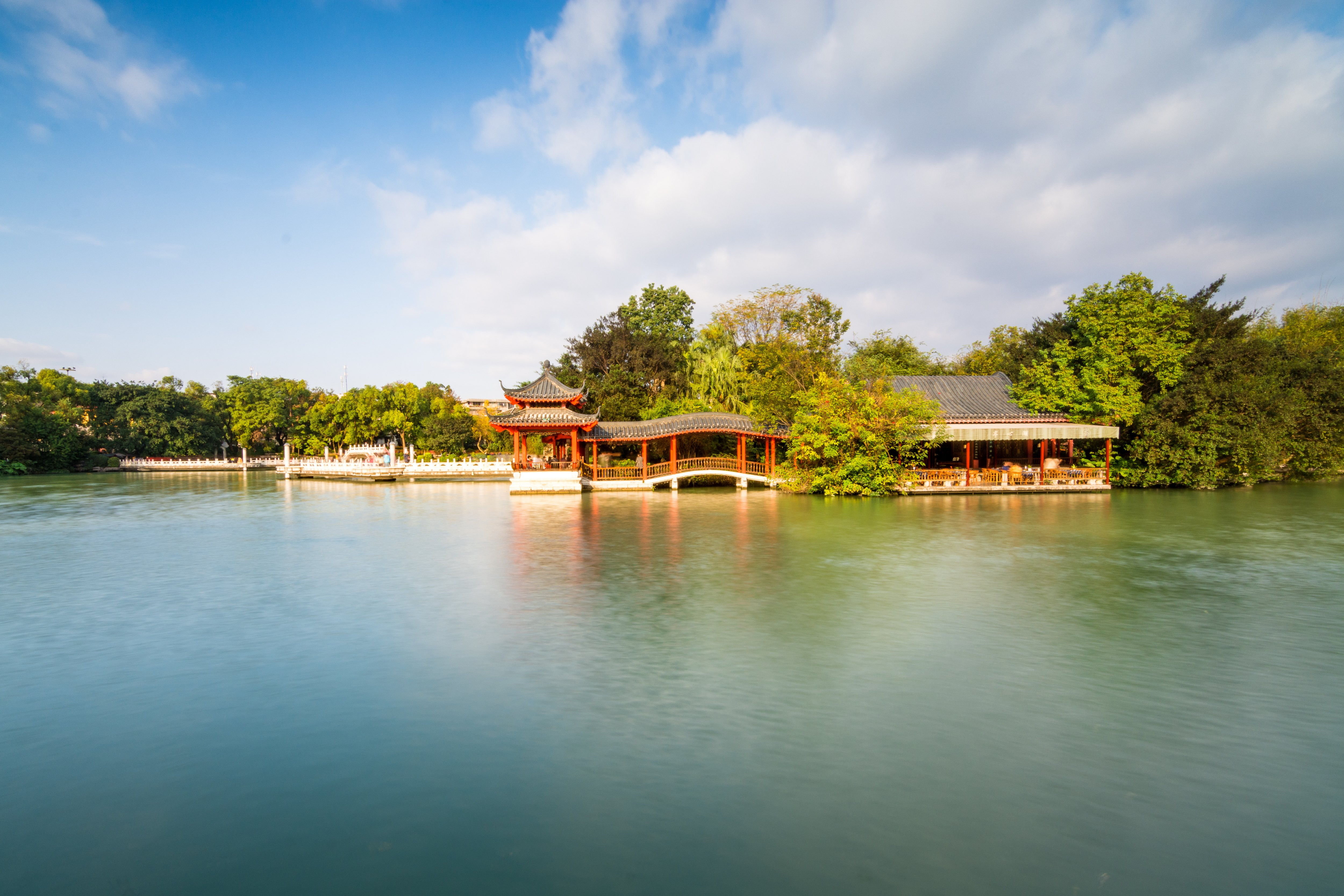 两江四湖景区