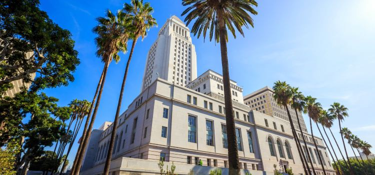 Los Angeles City Hall3
