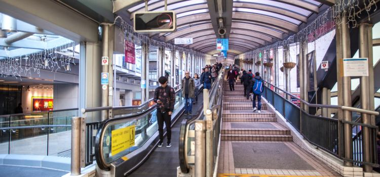 Central to Mid-Levels Escalator