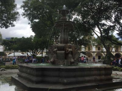 安提瓜古城