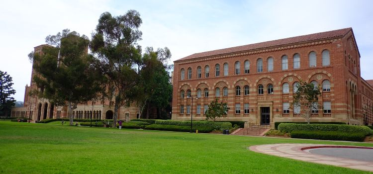 University of California, Los Angeles2